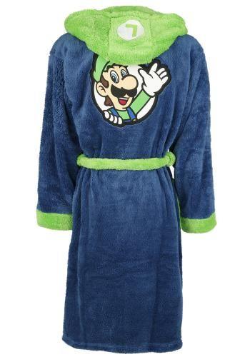 97fffb387a4 Luigi - Badjas van Super Mario   anime/game/movie clothes ...