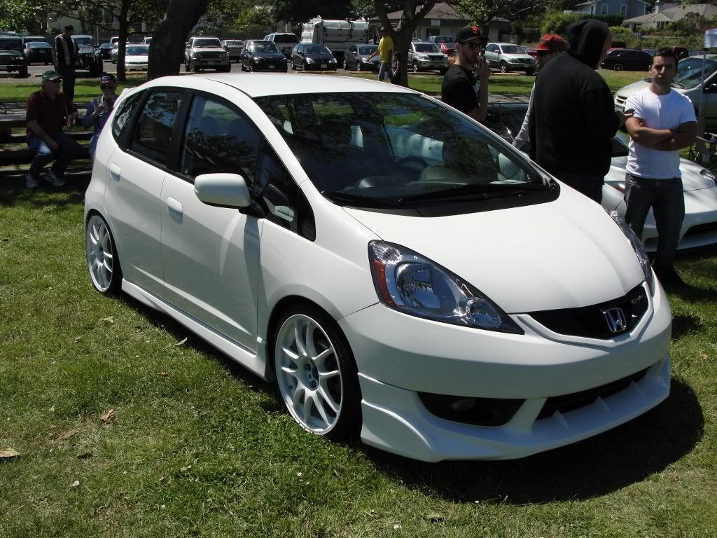 Click the image to open in full size. Honda fit, Honda