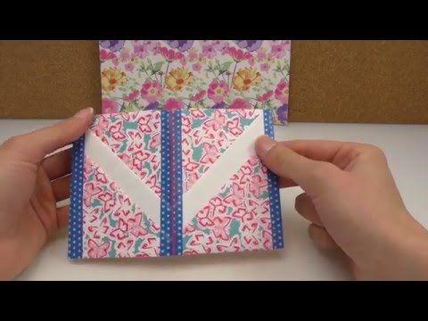 Diy Filofax Idee Für Karten Visitenkarten Kreditkarten Etc