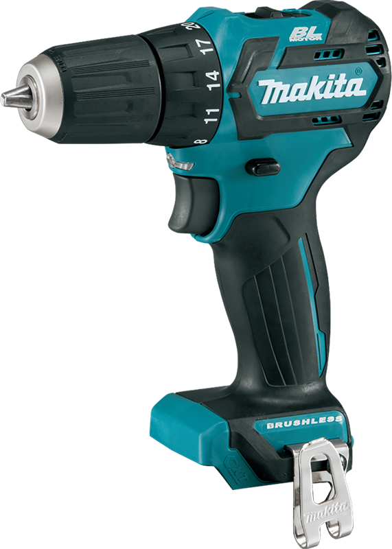 The Makita 12v Max Cxt Lithium Ion Brushless Cordless 3 8 Driver Drill Delivers Power And Speed In An Ultra Compact Size For Effic Cordless Drill Drill Tools