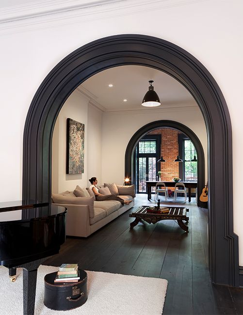 Photo of Brooklyn Heights Townhouse | Decoholic