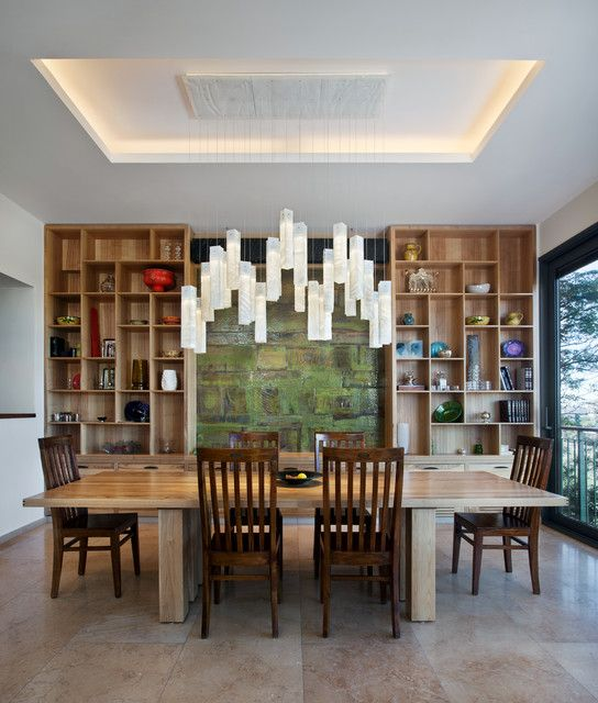 Contemporary Dining Room Lighting, Modern Dining Room Ceiling Lights