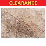 Clearance Camila Polished Travertine Tile