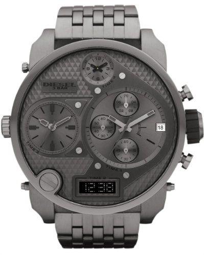 Diesel Men S Dz7247 Sba Gunmetal Watch Impulse Clothes Diesel Watch Gunmetal Watch Watches For Men