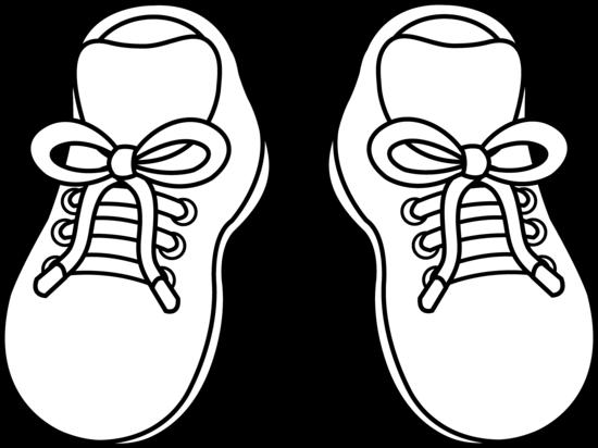 Boys Dress Shoes Clip Art