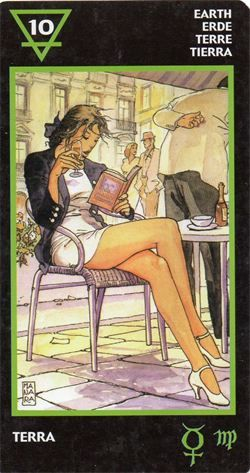 Think, that card erotic tarot infinitely
