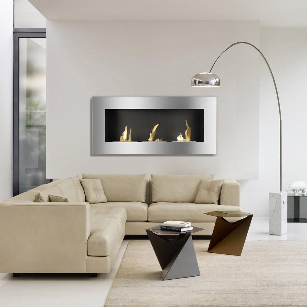 Ignis Optimum Recessed Ventless Ethanol Fireplace Products