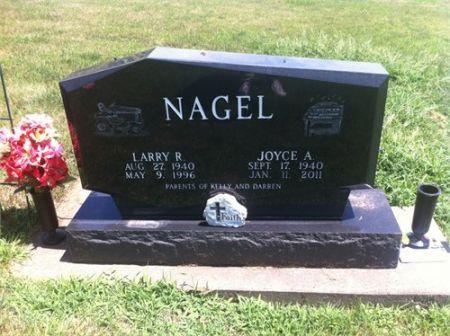NAGEL, JOYCE A. - Jackson County, Iowa   JOYCE A. NAGEL