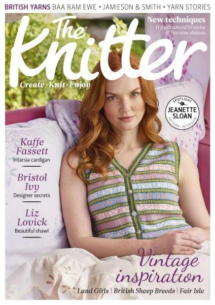 Download PDF The Knitter — Issue 112 2017 for free and other many