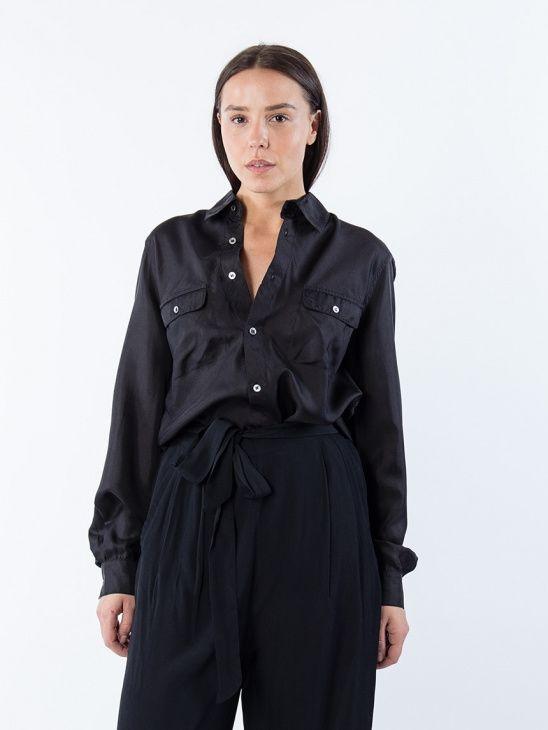 Johannes Adele - Brosef Shirt Silk