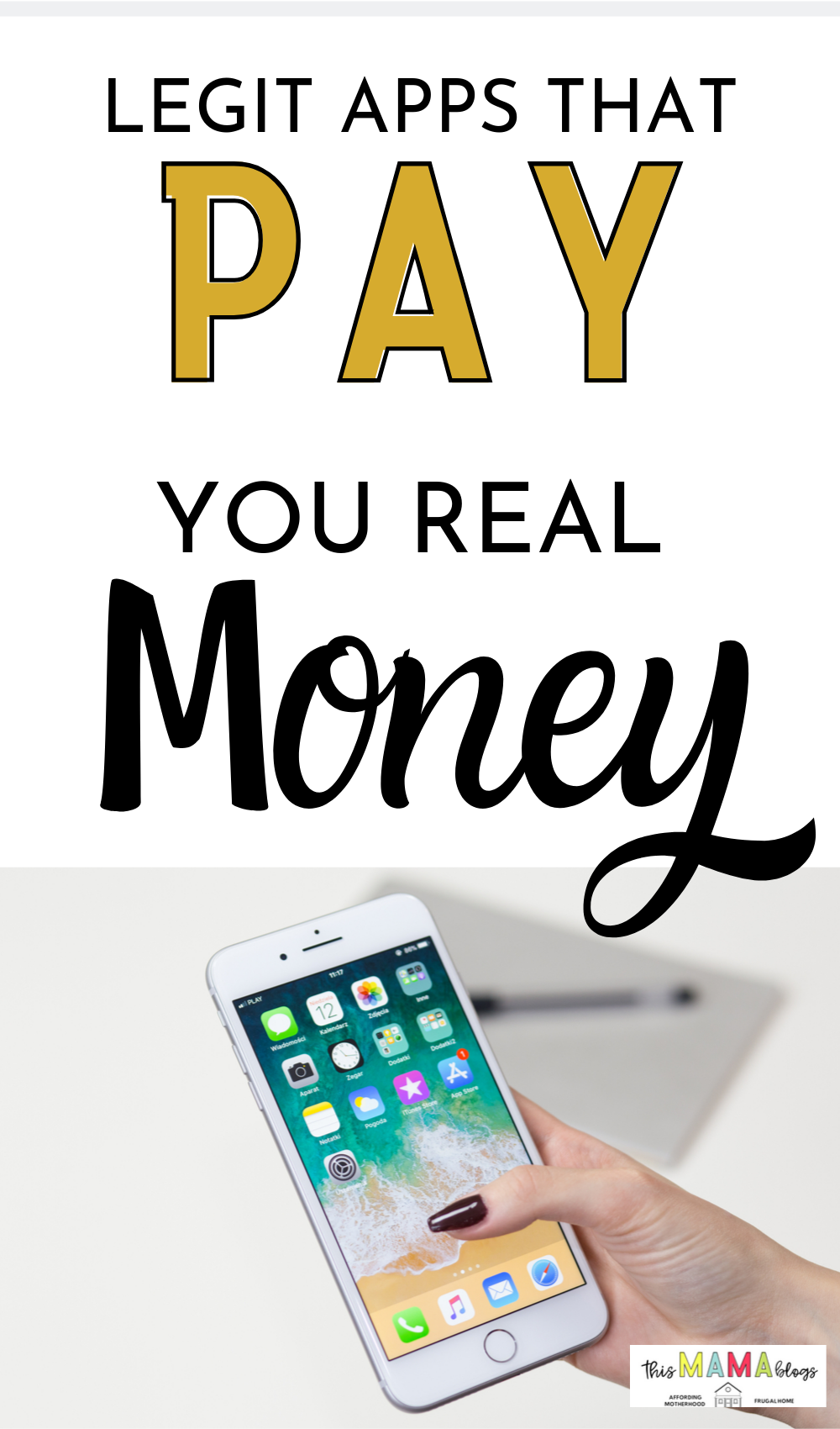 14 Apps that Pay You Real Money in 2020 This Mama Blogs