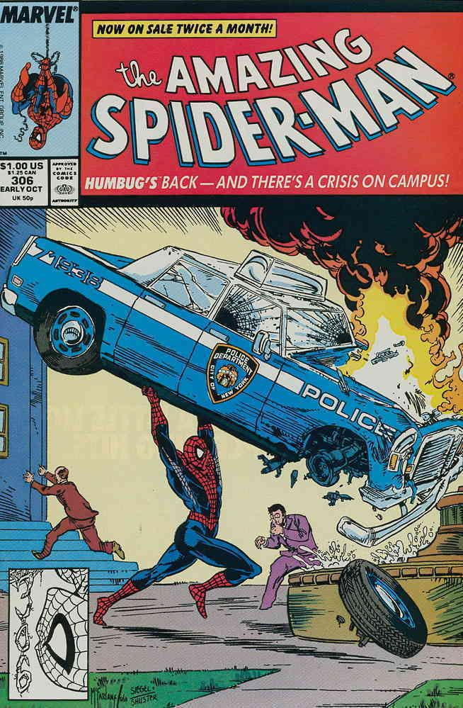 AMAZING SPIDER-MAN ANNUAL #1 STANDARD COVER