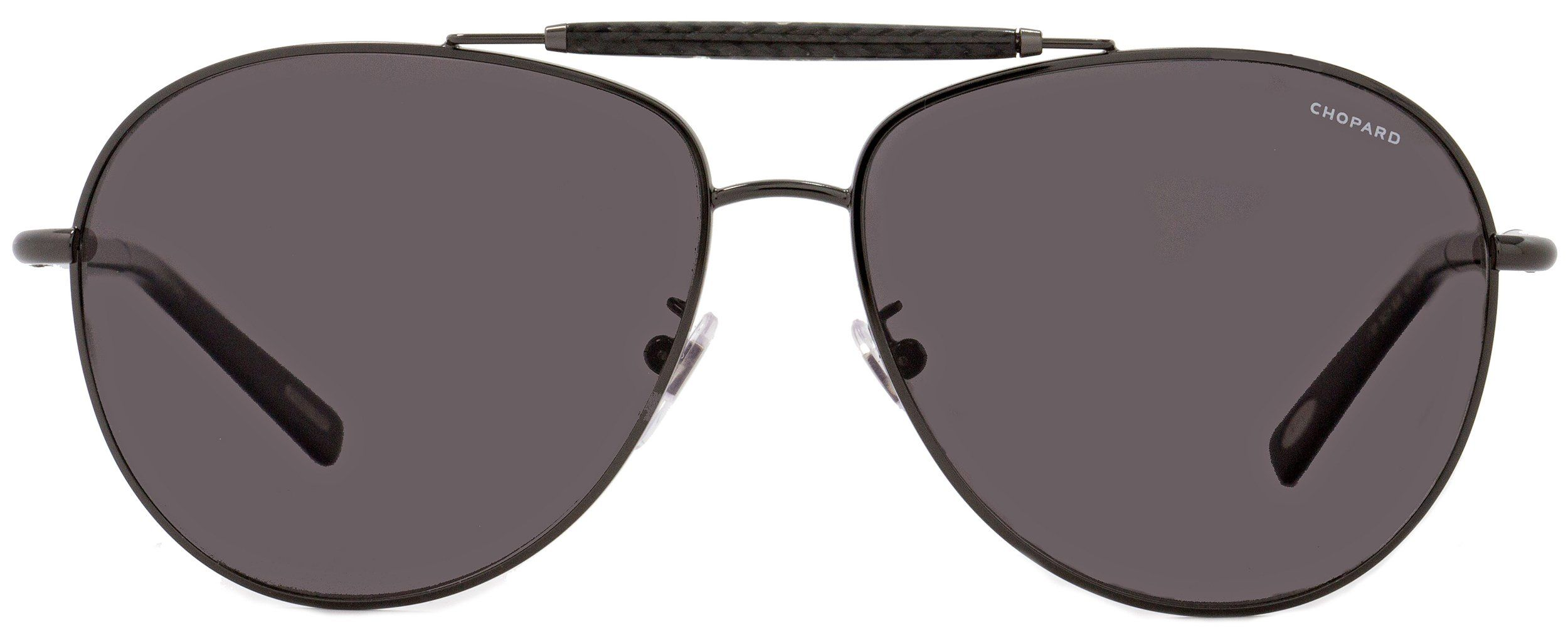 95e98d887a Chopard Aviator Sunglasses SCHB36 568P Shiny Bakelite Polarized B36 -- For  more information