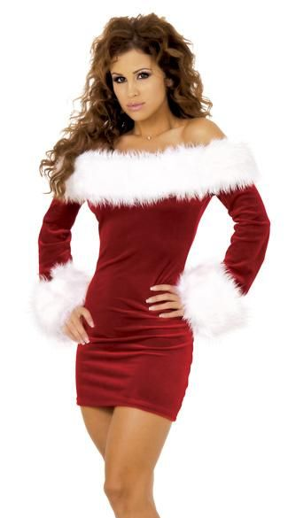 cheap christmas costume buy quality santa claus costume directly from china costumes christmas suppliers moonight women christmas dress sexy red christmas - Christmas Clothes For Adults