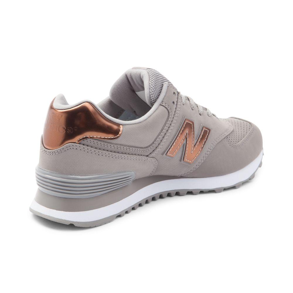 new balance 574 beige bronze