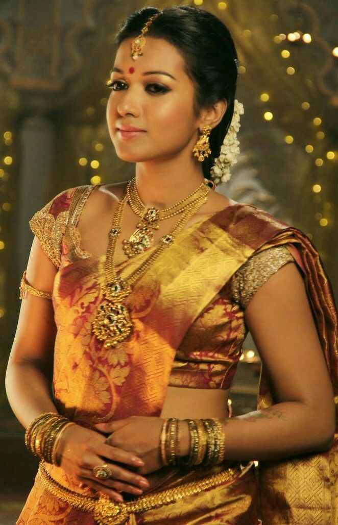 Pin by ALN Desikar on Brides   Beauty, Bride, Saree