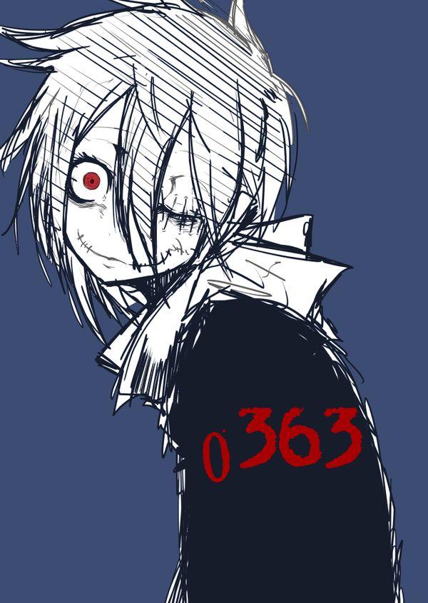 Dark Anime Boy Akinashi Yuu Malsain Psychopathe Manga