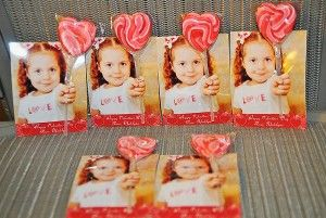 V-Day cards