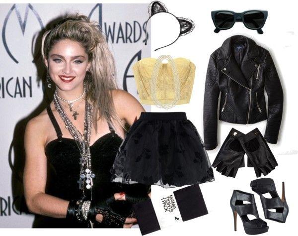 Madonna DIY  sc 1 st  Pinterest & Madonna DIY | DIY | Pinterest | Madonna 80 s and Costumes