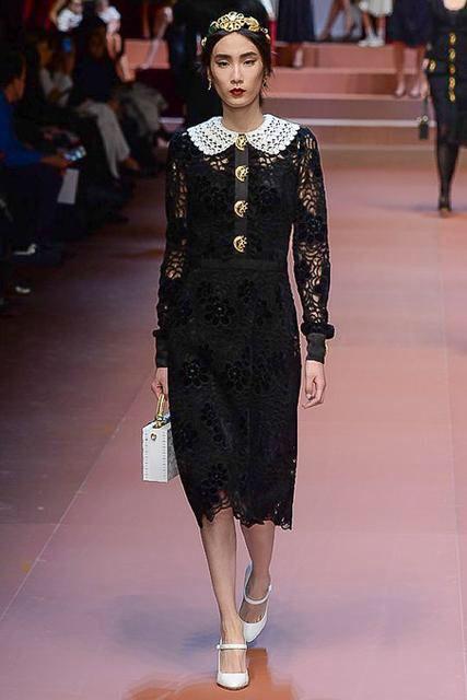 Dolce & Gabbana, Look #35