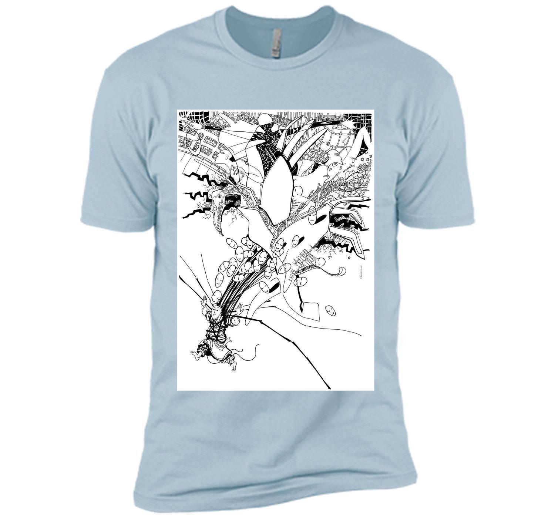 b0a7378a39f45 Charming Dissidia 012 Graphics 2017 T Shirt