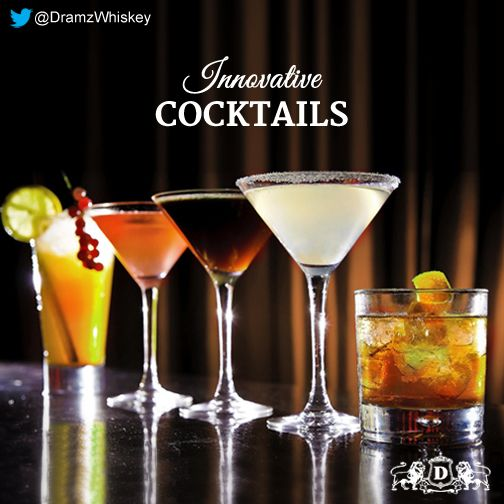 The innovative cocktails at the #DramzWhiskeyBar are the best way to enjoy a high spirited weekend!.  ‪#‎Weekend‬ ‪#‎LuxuryBar‬ ‪#‎Whiskey‬ ‪#‎Cocktail‬