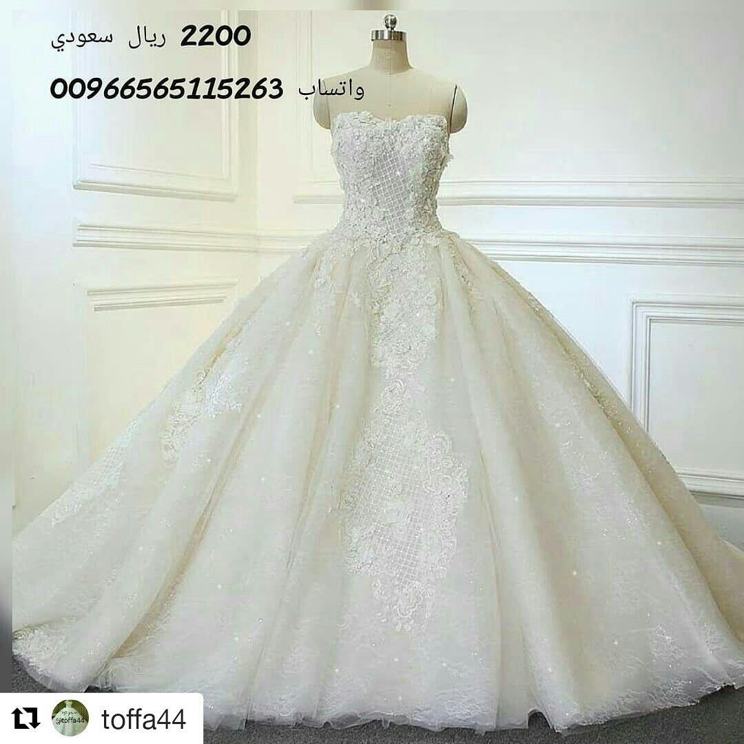 صور فساتين زفاف مختارة من أجمل موديلات سنة 2019 Gothic Wedding Dress Wedding Dresses Muslim Wedding Dresses