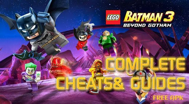 Lego Batman 3 Cheats Codes Cheat Codes Walkthrough Guide Faq Lego Batman Lego Batman 3 Batman