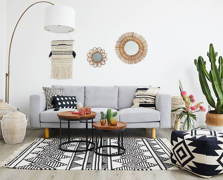 Ein Sommer-Interior, das zum Träumen anregt! ☀ 🌴🍍 #Westwing