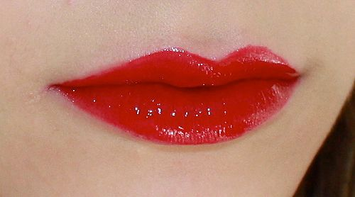 YSL Glossy Stain #11 Rouge Gouache