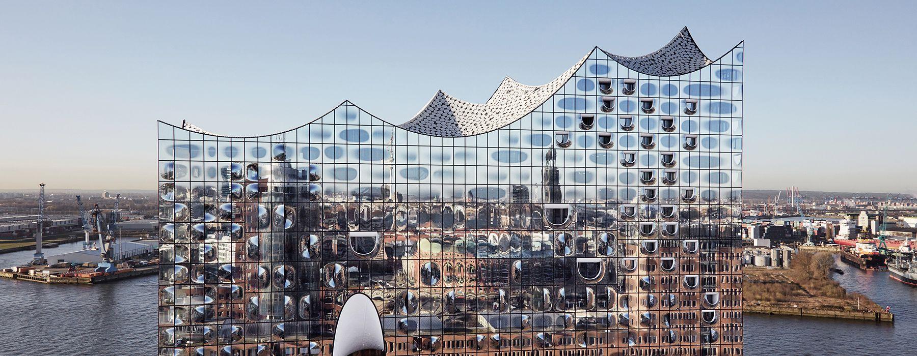 New Images Of Herzog De Meuron S Elbphilharmonie Concert Hall Church Architecture Elbphilharmonie Concert Hall