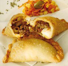 Receta de empanadillas criollas