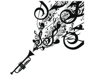 Music Tattoo Ideas Trumpet Tattoo Music Tattoos Inspirational