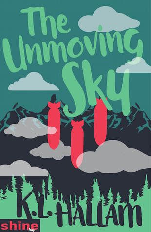 #CoverReveal: The Unmoving Sky - K.L. Hallam