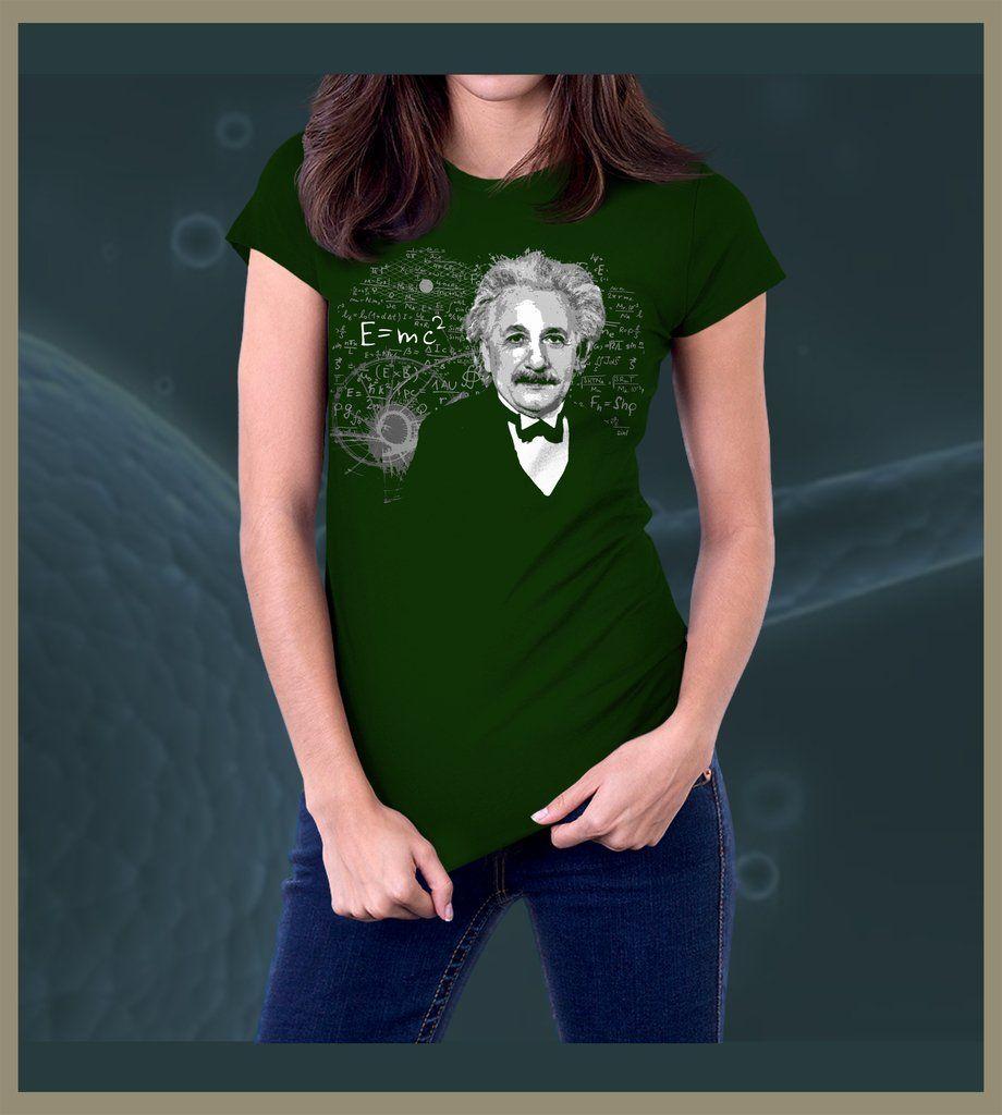 ad678a9169 Camiseta Albert Einstein - Comprar em Tecelaria Doppel