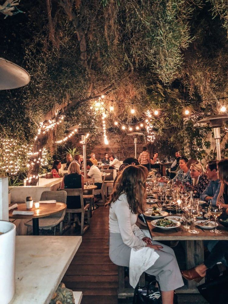 A Plant Based Guide To La Los Angeles Restaurants Vegan Restaurants Los Angeles Santa Monica Restaurants