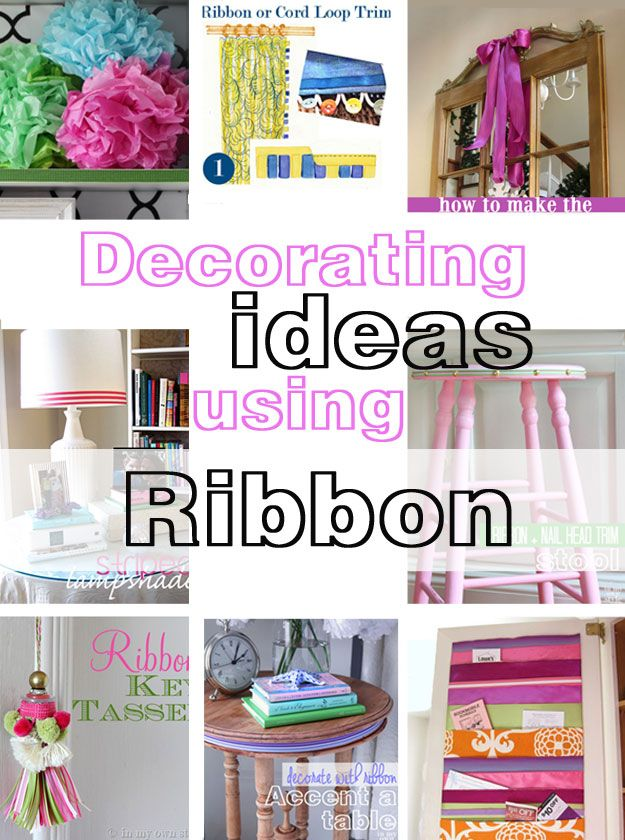 Easy and affordable decorating ideas that you can do around your ...
