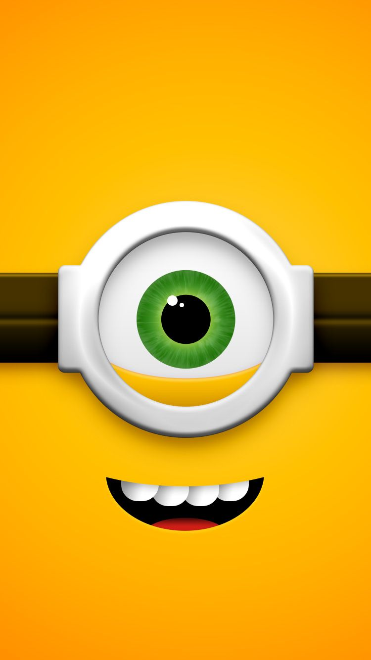 ↑↑tap and get the free app! lockscreens art fun cartoon despicable