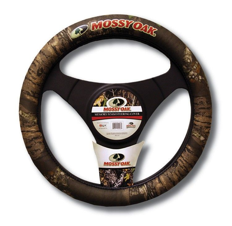 Mossy Oak Neoprene Steering Wheel Cover Steering Wheel Cover Wheel Cover Mossy Oak