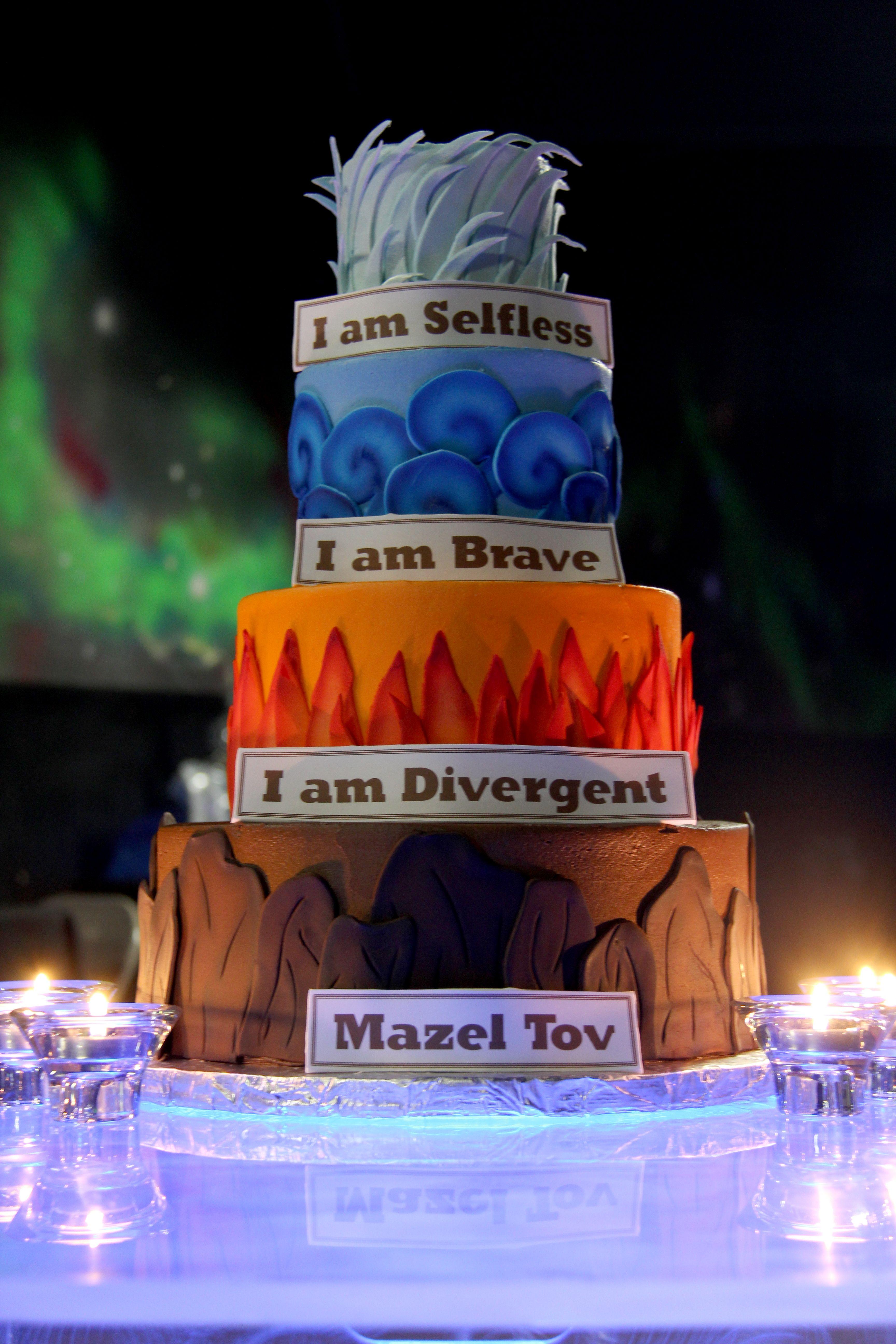 Divergent Themed Cake Divergent Pinterest Divergent Divergent