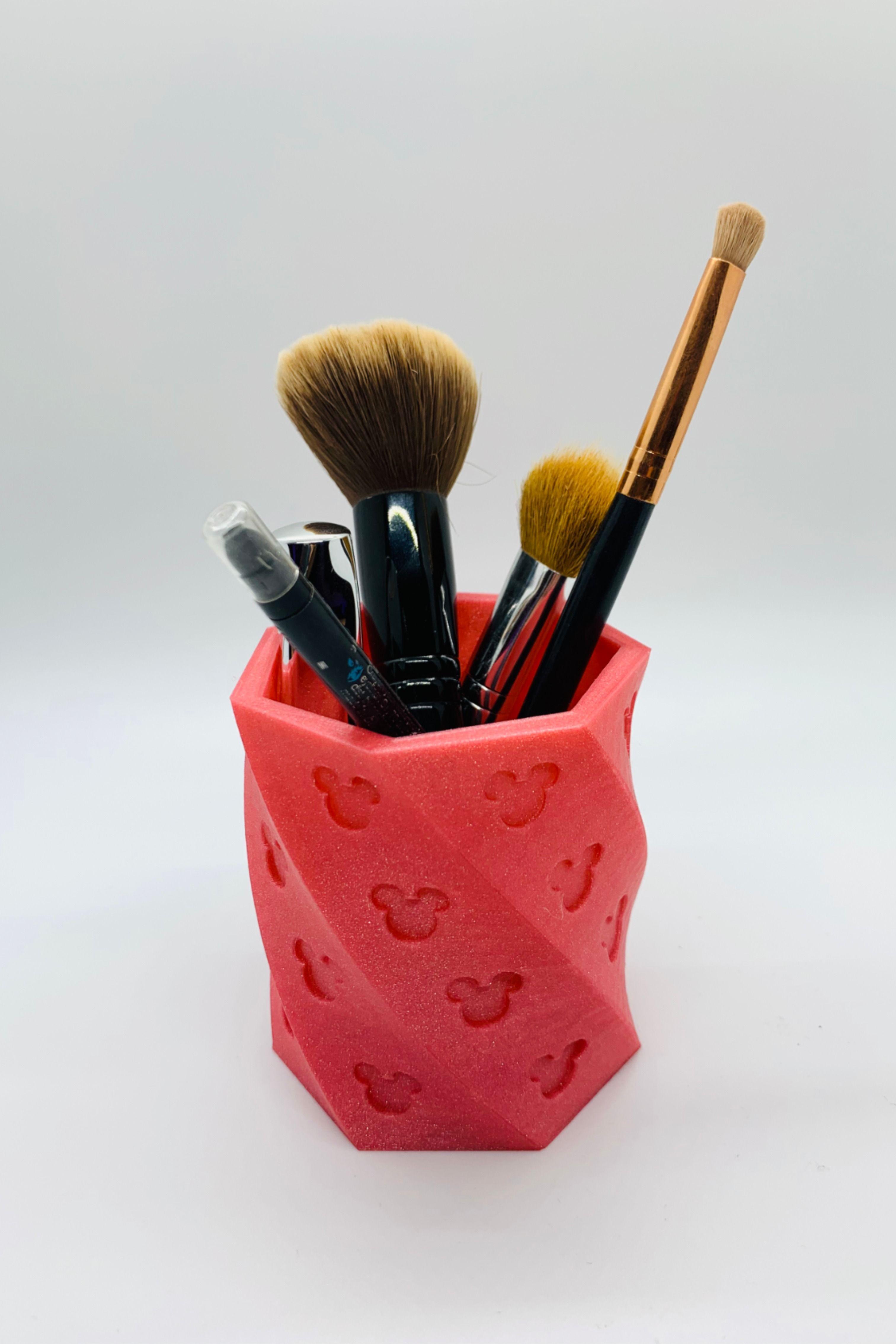 Disney Pen and Pencil Holder Makeup Brush Holder Mickey