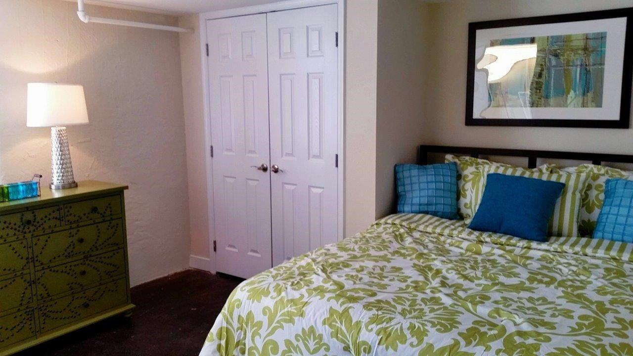 Bedroom Todd Lofts Richmond, VA Casas
