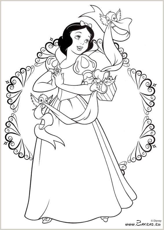 Принцессы Диснея Рождество - раскраска и развивайка ...