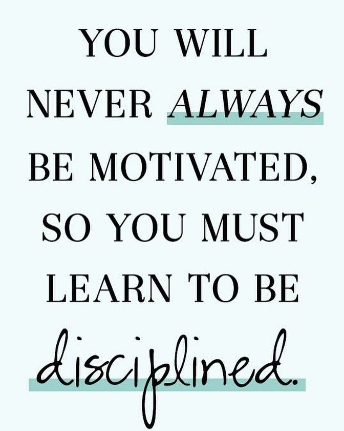 Truth... #discipline#gym#gymrat#fit#lift#fitness#lifestyle