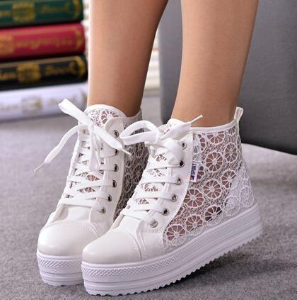 finest selection 2a4c0 9a984 Resultado de imagen para zapatillas con plataforma 2016 Zapatillas Blancas,  Zapatillas Mujer, Zapatillas Adidas