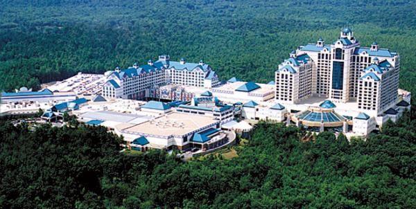 Foxwoods Resort and Casino | Foxwoods Resort | Best casino ...