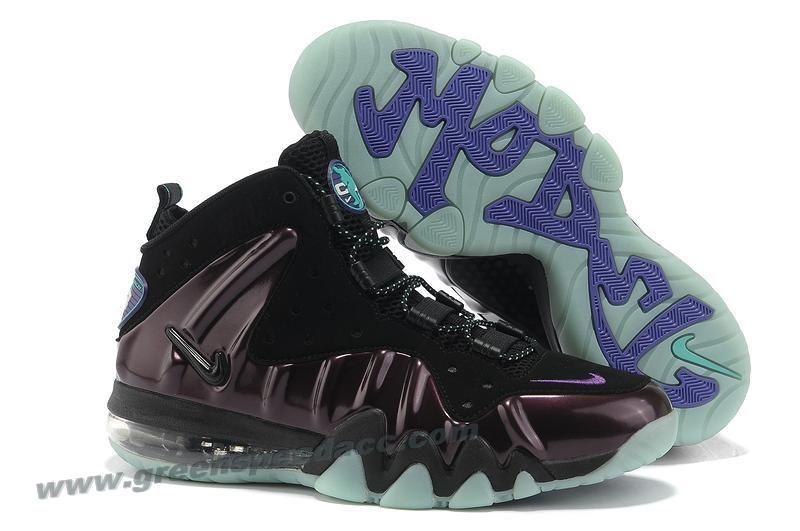 lowest price a6674 8fedd Nike Barkley Posite Max Brown Black