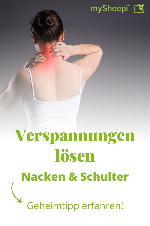 Im nacken durch verspannungen herzstolpern Was hilft