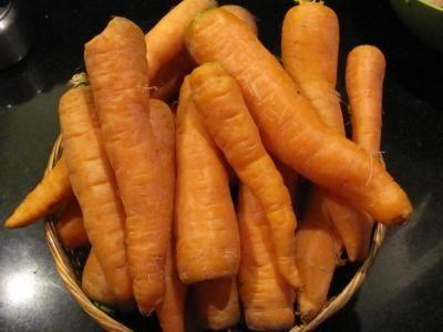 Como congelar zanahorias
