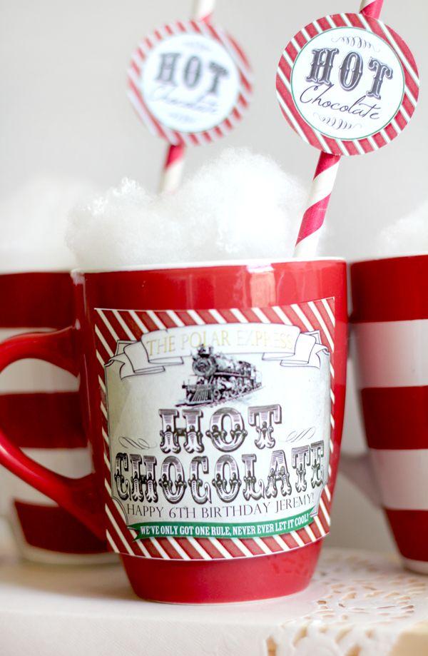 Polar Express Christmas Party Ideas Part - 50: Cowboy Christmas · Polar Express Party ...